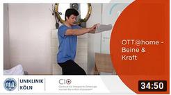 Beine & Kraft - OTT@home - Uniklinik Köln