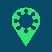 [frei_marker] geoHealthApp COVID-19 Tracker