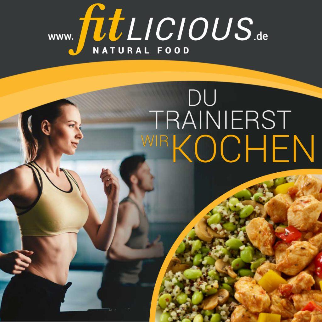 FITLICIOUS | NATURAL FOOD | Die Ernährung für dein Training